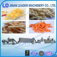 Buy cheap Jam Center Core Filled Puffed Corn Rice Snack Making Machine from wholesalers