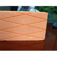 Buy cheap Lightweight Green Building Insulation Materials , XPS Insulation Extruded Polystyrene Foam Board from wholesalers