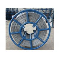 Buy cheap Hexagon Galvanized CablePullingDeviceWire Rope Anti Twisted With 6 Squares from wholesalers
