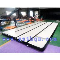Buy cheap Gymnastics tumble trak for sale inflatable air mats for tumbling sports tumbling gym track from wholesalers