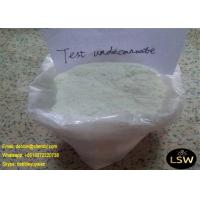 Buy cheap Testosterone Anabolic Steroid Test Undecanoate CAS 5949-44-0 White Powder from wholesalers