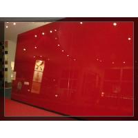 Buy cheap Backsplash Toughened Glass Splashing paint Decorative Glass Panels For Kitchen from wholesalers