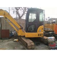 Buy cheap Japanese usedr komatsu PC55 mini excavator for sale from wholesalers