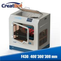 Buy cheap Durable Industrial 3D Printing Machine Whole Steel Body Touch Screen Operating from wholesalers