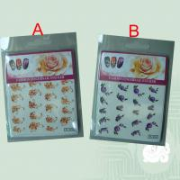 Buy cheap Nail Sticker of Water Transfer (WN-10009) from wholesalers