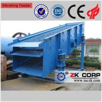 Buy cheap High Efficient Motor Vibrating Grizzly Feeder from wholesalers