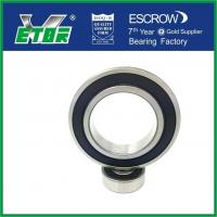 Buy cheap Low Noise Steel Deep Groove Ball Bearing For Internal Combustion Engines from wholesalers