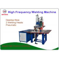 Buy cheap Manual Blister Automatic Welding Machine For Leather / Plastic Sheet Embossing from wholesalers