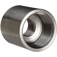 Buy cheap duplex stainless ASTM A182 F20 threaded reducing coupling from wholesalers