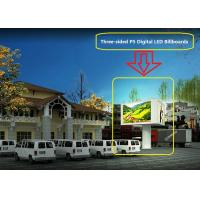 Buy cheap High definition Out of Home Electronic Digital LED Billboard Signs 5mm Energy saving from wholesalers