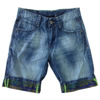 Buy cheap Men's Fashion Short Jeans from wholesalers