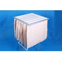 Buy cheap Medium Efficiency F5 Pocket Air Filter , Anti Static Air Conditioning Dust Filter Bag from wholesalers
