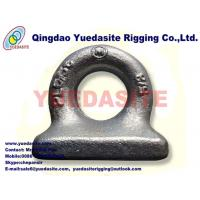 Buy cheap Drop Forged Rectangular Base Eye Plate from wholesalers