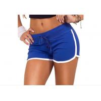 Buy cheap Multi Colors Plus Size Women Summer Casual Shorts For Yoga / Running / Walking from wholesalers
