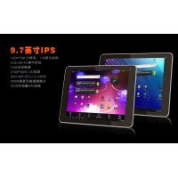 Buy cheap Internal 3G Phone call 9.7 Inch Android Tablet PC supporting analogue TV product