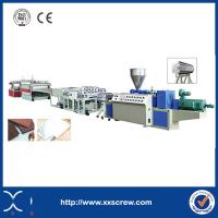 Buy cheap New Plastic PVC Foam Sheet Extruder Machine Manufacturer from wholesalers