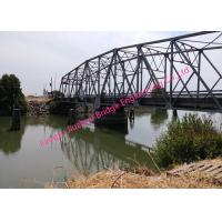 Buy cheap Hot Dip Galvanized Delta Bridge Pre-Cambered Project Fabricator Design Construction from wholesalers