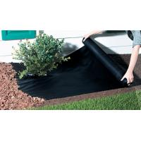 Buy cheap black landscape fabric vegetable garden Anti Weed Mat from wholesalers