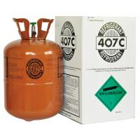 Buy cheap Mixed refrigerant gas R407c 99.9% purity good quality from wholesalers