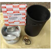 China 4LE1 engine parts, isuzu liner kits, liner kits applying to Isuzu engine on sale