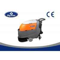 Buy cheap Heavy Duty Degreasing Hard Surface Floor Cleaner Machine Compact Structure Saveing Time from wholesalers