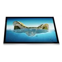 Buy cheap Business Slim web based open frame wifi digital signage high resolution from wholesalers