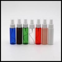 Buy cheap Empty Perfume Plastic Spray Bottles Refillable Mist Pump Perfume Atomizer Plastic from wholesalers