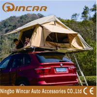 Buy cheap folding Universal Mounting System Roof Top Tent 4x4 for outside Camping from wholesalers