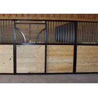 Buy cheap Eco - Friendly Carbonized Bamboo Board For Horse Stalls / Mesh Stall Fronts from wholesalers