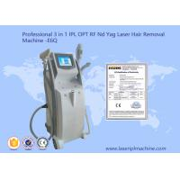 Buy cheap 2500W RF Shr Hair Removal Machine With 10.4 Inch Touch Color Screen from wholesalers