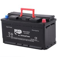 Buy cheap High rate 12V 100AH Maintenance Free Car Battery DIN100 with Long Life from wholesalers
