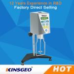 Buy cheap 0.3-100RPM Program Control Digital Rotational Viscometer Optional RTD Temperature Probe DVP-94 y from wholesalers