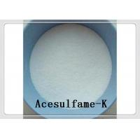 Buy cheap 55589 62 3 Artificial Food Additives Acesulfame-K Acesulfame Potassium Sweetener from wholesalers
