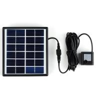 Buy cheap 1.5W 6V Solar Powered Panel Brushless Water Pump For Outdoor Garden Fountain Pond from wholesalers