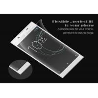 Buy cheap Anti Scratch Clear Screen Protector , Sony Xperia Xa Screen Protector Customized from wholesalers