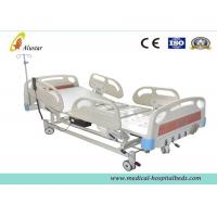 Buy cheap Semi Electric Hospital Electric Beds Stable Reliable , Central-Control Brake System (ALS-ME01) from wholesalers