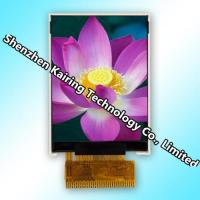 Buy cheap 2.0inch TFT module  with resolution 176*220 RM68130 Driver with 23PINs from wholesalers