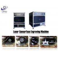 High Stability 3D Laser Glass Engraving Machine 1KW Power Conservation Function