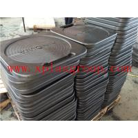 Buy cheap Black crane outrigger pads | Crane pads | Crane mats from wholesalers