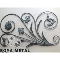 Buy cheap Decorative Cast Iron Panel for Fence and Gate from wholesalers