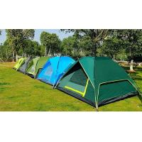 Buy cheap tent,instant tent for camping tent, double skins tent for 3-4 person pop up tent from wholesalers