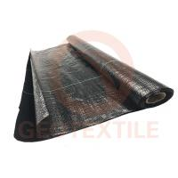 Buy cheap UV Resistant Weed Control Fabric Roll Polypropylene Material Black Color from wholesalers