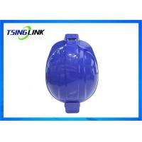 Buy cheap GPS Locating 4G Wireless Device Smart Electrical Safety Helmet Support Bluetooth product