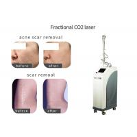 Buy cheap Vertical Stretch Mark Removal Laser Machine, Laser Skin Care Machine With Air Cooling from wholesalers