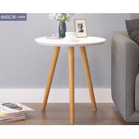 Buy cheap One Round And Square Shape Beside Center Coffee Table Near Sofa Inside Room from wholesalers