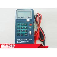 Buy cheap PROVA-123 Electrical Instruments Process Calibrator Multi-function Corrector 0 - 24mA 2 - 50,000Hz from wholesalers