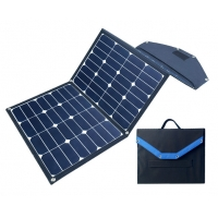 Buy cheap Comfortable Hand Feel 18V 105W Foldable Solar Panel from wholesalers