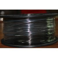 Buy cheap Black Plastic 3mm PLA Filament High Temperature Resistance from wholesalers