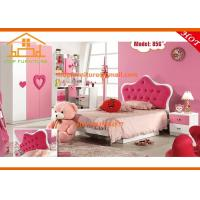Buy cheap Cheap children beds modern kids little girls bedroom furniture from wholesalers