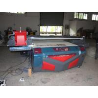 Buy cheap 8 Color Digital UV Printers 1.5x1.3m Flatbed , Digital Printing Press Devices CE / CCC / SGS from wholesalers
